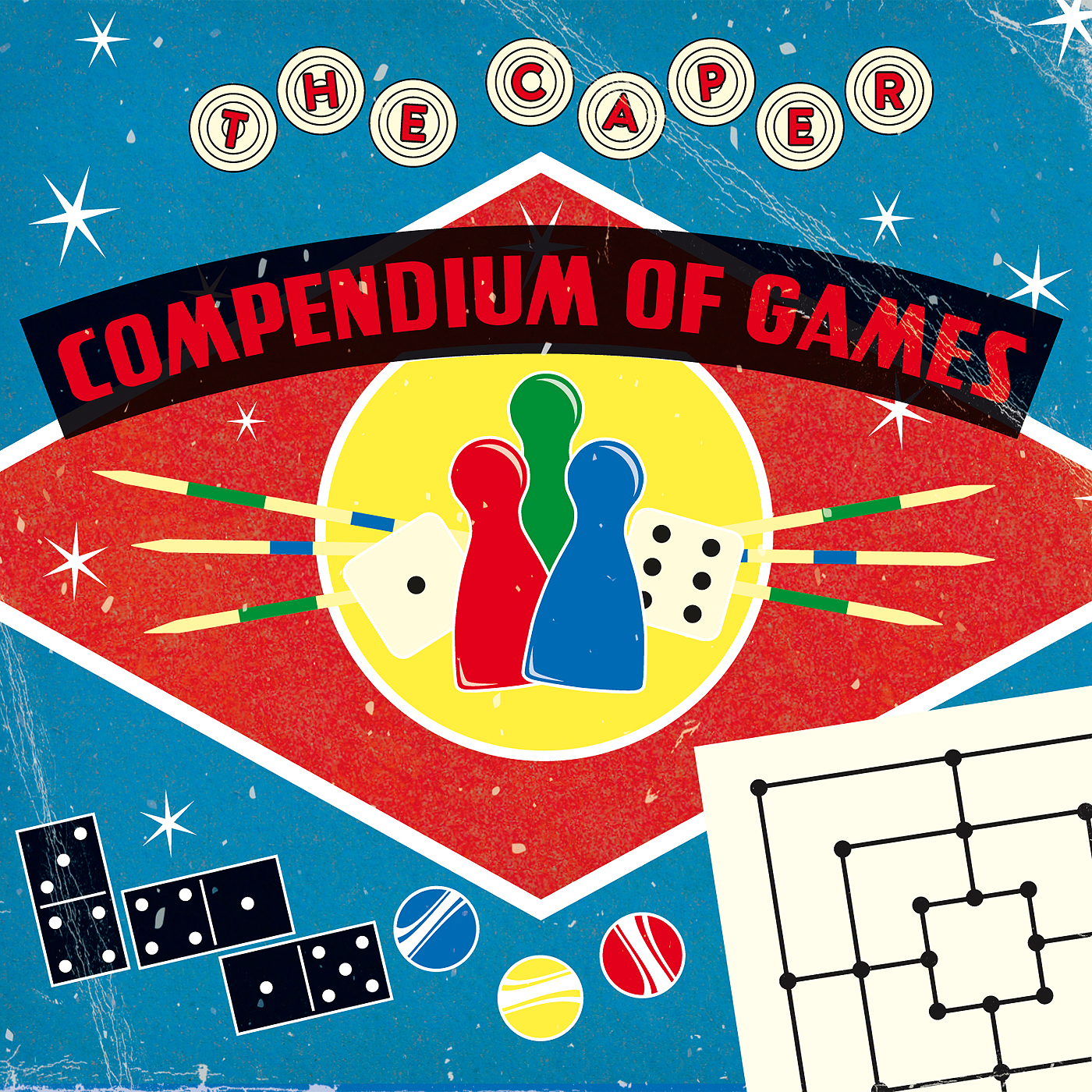 The Caper: Compendium Of Games