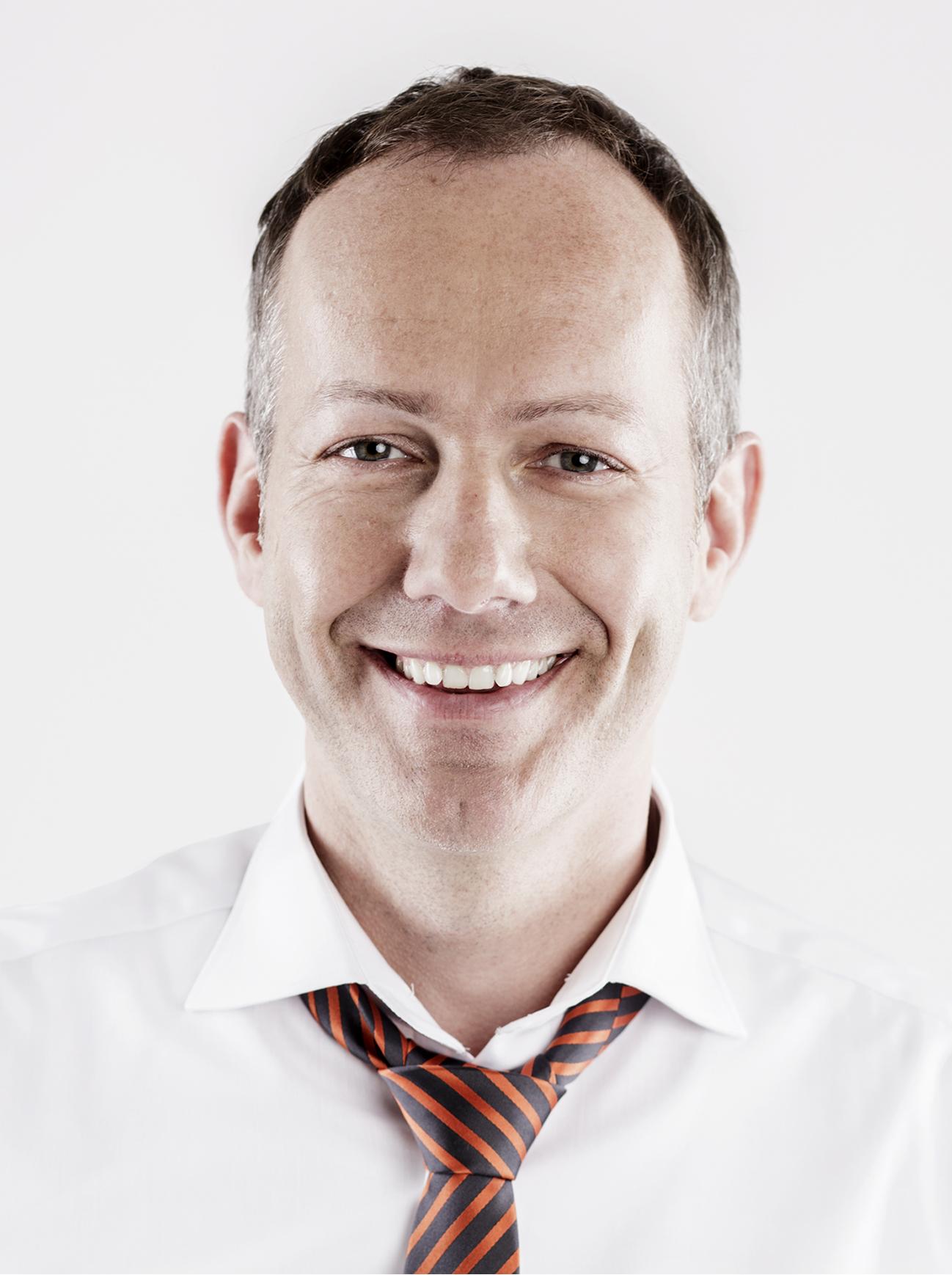 Johannes Kirchberg Wie früher. Nur besser. Pressefoto